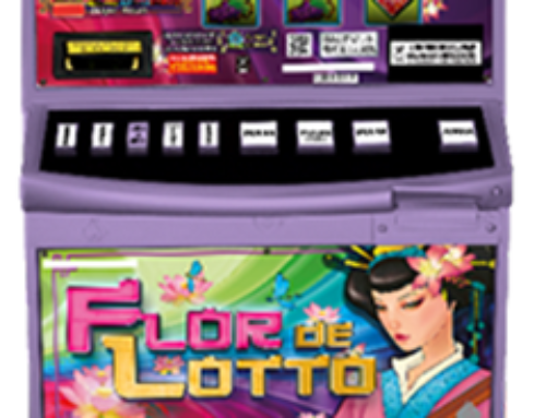 Màquina recreativa – Flor de Lotto