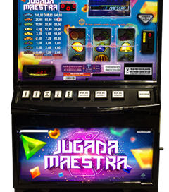 maquina recreativa jugada maestra